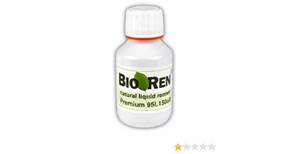 Compra Bioren Cuajo de cordero natural, 100 ml en Amazon.es