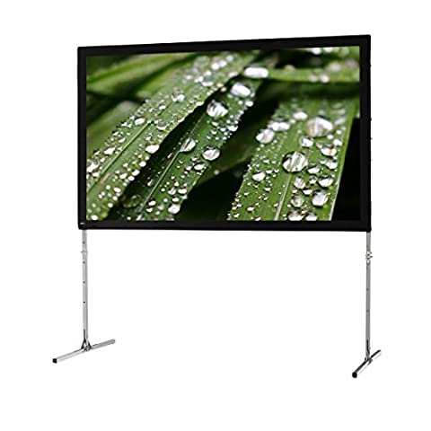 "celexon 141"" Folding Frame Screen Mobile Expert, Front Projection Screen 