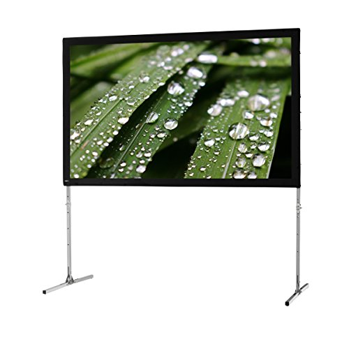 "celexon 141"" Folding Frame Screen Mobile Expert, Front Projection Screen, 16:10 Format, Flightcase for transport & storage by celexon"