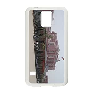 Vietnam Buildings Hight Quality Case for Samsung Galaxy S5