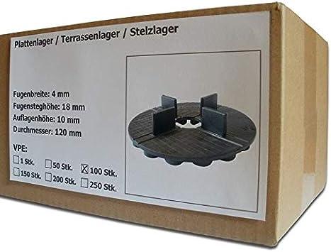 500, Gummi Plattenlager Gummi Plattenlager Stelzlager Terrassenlager Terrassenplatten Bodenplatten Fugen