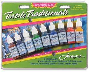 - Jacquard Textile Paint 8 Oz Sapphire Blue