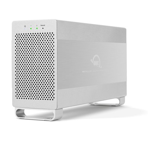 OWC 0GB Mercury Elite Pro Dual RAID USB 3.1/eSATA Enclosure Kit by OWC