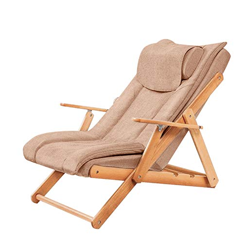 Massage Chair Recliner, Zero Gravity Full Body Approved Affordable Shiatsu Electric Folding Massage Chair with Heating -