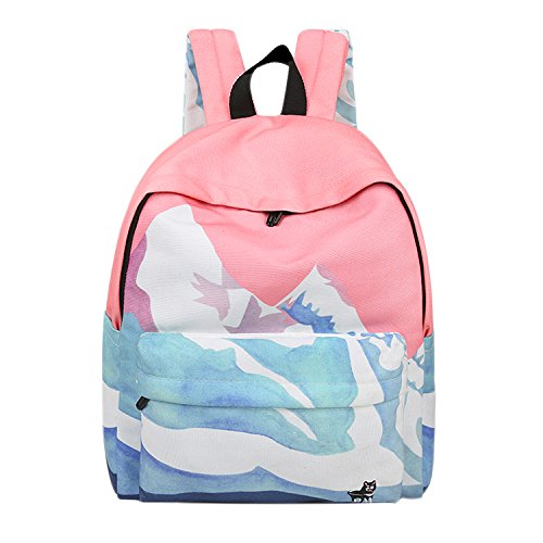 casual-canvas-lightweight-laptop-backpack-embroidery-landscape-outdoor-hiking-travel-leisure-shoppin