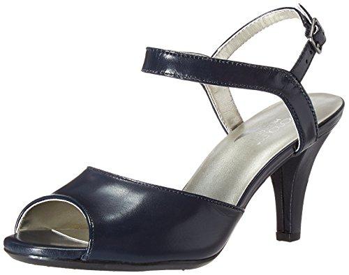 Navy Blue Dress Sandals: Amazon.com