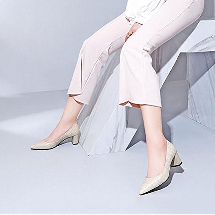 Scarpe E Borse Da Donna Col Tacco La Signora A Punta Con Basse Moda Selvaggia Vestito