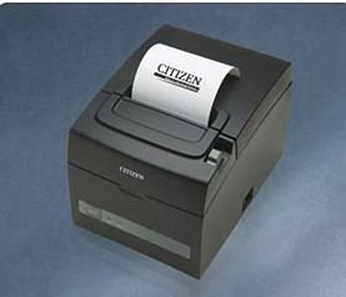 Citizen Systems America CT-S310II-U-BK CT-S310 Thermal POS Printer CTS310II USB – Color Black