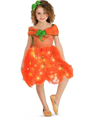 Pumpkin Princess Costume - Small