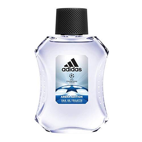 - Adidas UEFA Champions League Arena Edition Eau de Toilette Spray for Men, 3.4 Ounce