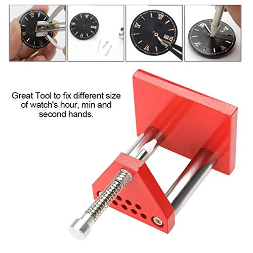 - Little Story in Stock, Pro Watchmaker Watch Hand Presto Chrono Presser Setting Fitting Repair Tool Kit