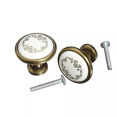 Idealdecor 2PCS 32 mm pomelli per cassetti da cucina DIY ...