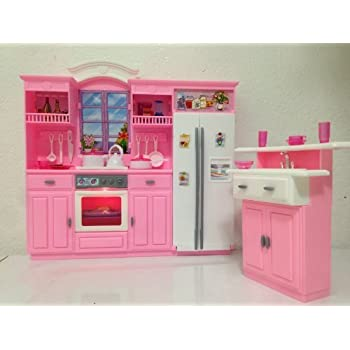 for ting doll e size house set mini room living barbie dollhouse parlor product furniture sofa