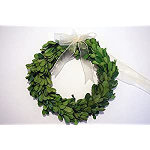 Tradingsmith Preserved Boxwood Wreath 8 in 76