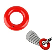 Kocome Golf Club Warm Up Swing Round Weight Ring Diver Weighted Practice Training Aid