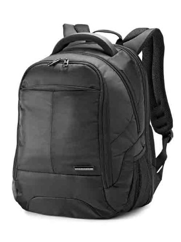(Samsonite Classic Pft Backpack-Checkpoint Friendly, Black)