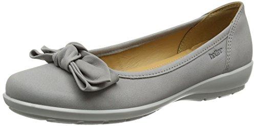 Hotter Jewel, Bailarinas para Mujer Grey (Pebble Grey)