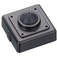 KTC KPC-E700NUP4 750TVL High Quality Mini Square Camera w/OSD, 4.3mm Super Cone PInhole Lens