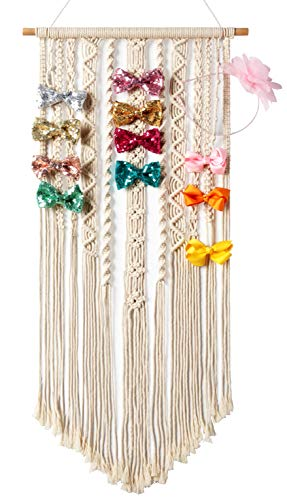 Mkono Macrame Headband Organizer Included product image