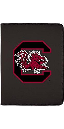 - South Carolina - C design on Black 2nd-4th Generation iPad Swivel Stand Case