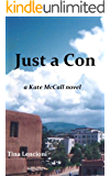 Just a Con (Kate McCall Book 4)