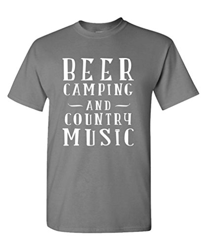 BEER CAMPING COUNTRY MUSIC alcohol