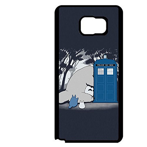 Cute Cartoon Doctor Who Phone Case Stylish Phone Cover for Samsung Galaxy Note 5