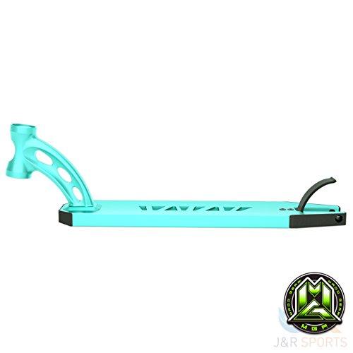 MGP VX8 Extreme Scooter Skateboard – Bleu sarcelle