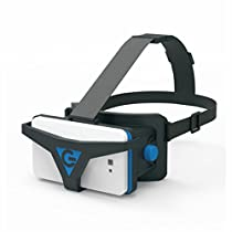 GVR 3D Virtual Reality Headset 3D Glasses IMAX 3D Movies Immersive VR Gaming Fit for Mobile Phone Screen between 4.5 and 6 Inches