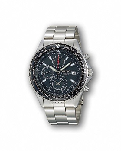 Seiko Men's Watches Chronograph SND253P1 - 4 -