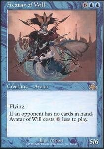 Magic: the Gathering - Avatar of Will - Prophecy