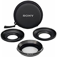 SONY Handycam x0.8 Wide Conversion Lens for HDR-CX550V XR550V CX370V XR350V CX170 XR150 | VCL-HGE08B