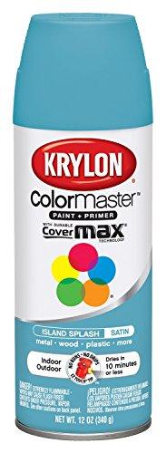 krylon-k05356900-5-ball-decorator-island-splash-satin-spray-enamel-12-ounce