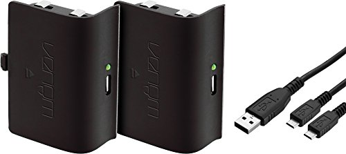 Venom Xbox One Rechargeable Battery Twin Pack (Xbox One)