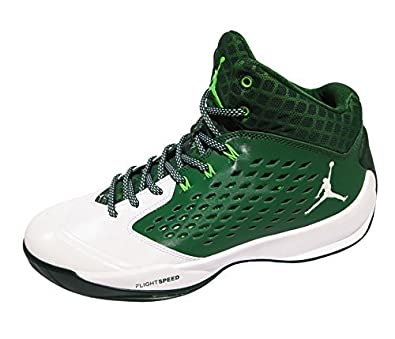 new style cdbbe 52ef9 Image Unavailable. Image not available for. Color  NIKE Jordan Men s Rising  High Basketball Shoe (14 ...