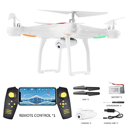 RC Drone X5S-1 FPV RC Quadcopter Drone with Camera 2.4G 6-Axis RC Helicopter Drones with 2.0MP HD WiFi Camera