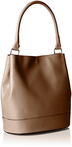 Hombro Aliyah Bags4less Shoppers Mujer Bolsos Marrón taupe Y De PPXwrq