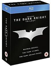 Dark Knight Trilogy - Dark Knight Trilogy (5 Blu-Ray) [Edizione: Regno Unito] [Edizione: Regno Unito]