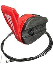 LYCOS3 - Palanca de control para cortacésped eléctrico de gasolina y cortacésped