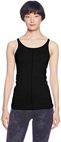 フィットネスウェア ロングキャミソールシャツ DA17101 [レディース] DA17101 K ブラック S
