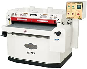 SHOP FOX W1773 15 HP 37-Inch Three Phase Drum Sander