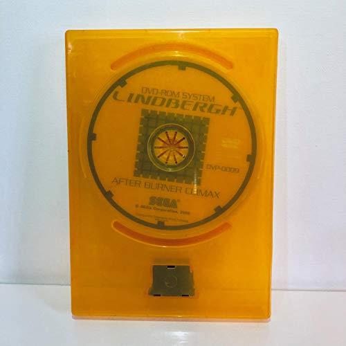 After Burner Climax, DVD ROM System, Software, DVP-0009 with Key Chip  (Lindbergh)