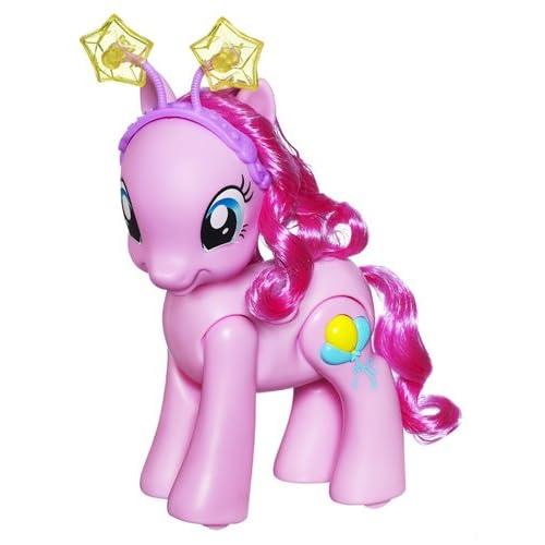 My Little Pony - A13841010 - Poupée - Pinkie Pie Poney - Chante Marche Danse