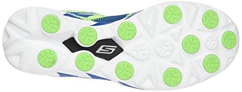 Skechers Go Meb Speed 32016 - Zapatillas de running Hombre Azul - Blau (BLGR)