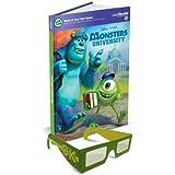 LeapFrog LeapReader 3D Book: Disney·Pixar Monsters University (Works with Tag)