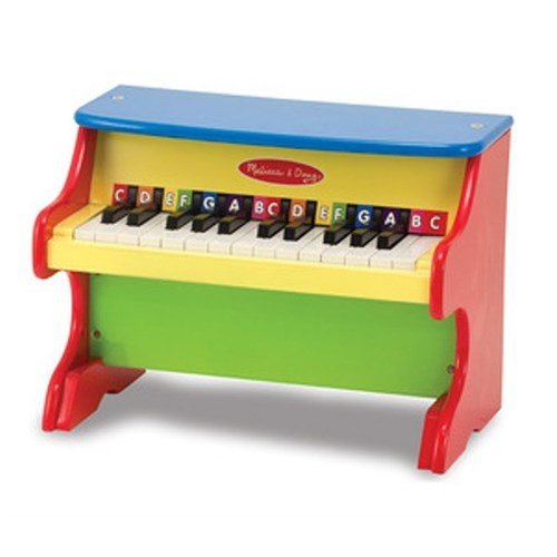 Serra Baby Learning to play piano - by Serra Baby