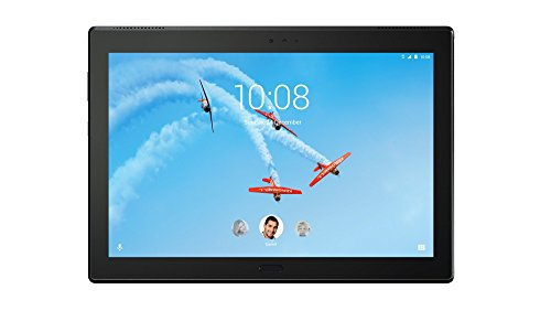 Lenovo Tab 4 Plus, 10-Inch Android Tablet, 64-bit Octa-Core Snapdragon, 2.0 GHz, 64 GB Storage, Black, - Keyboard Performance Lenovo Usb Enhanced