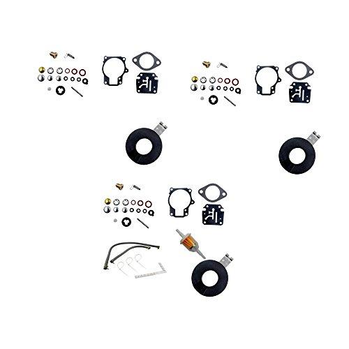 DEF Carburetor Rebuild Kit for Evinrude Johnson 398729