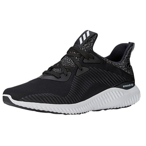 25b6fa7fd1f89 Max air alpha bounce sports running shoes BLACK (10.5 M US Men)  Buy Online  at Low Prices in India - Amazon.in