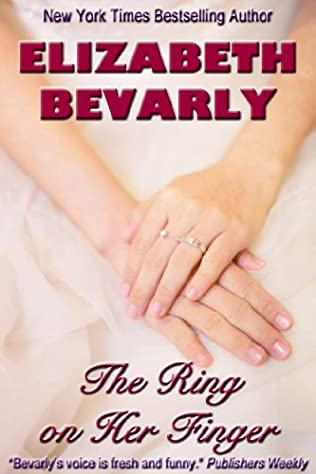 book cover of The Ring on Her Finger